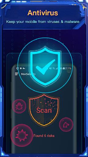 Nox Security - Antivirus Master, Clean Virus, Free 2.0.1 screenshots 2