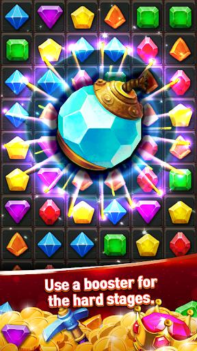 Jewels Cave Crush: Match 3 Puzzle  screenshots 5