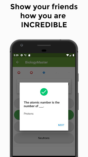 BiologyMaster - Biology for YOU modavailable screenshots 4