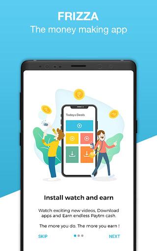 Earning App: Daily Rewards, New Offers & Games apktram screenshots 1