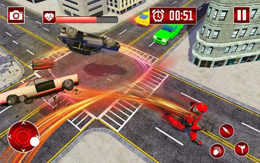 Real Robot Speed Hero apkpoly screenshots 9