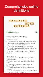 Word Checker for SCRABBLE 15.3.2 Screenshots 4