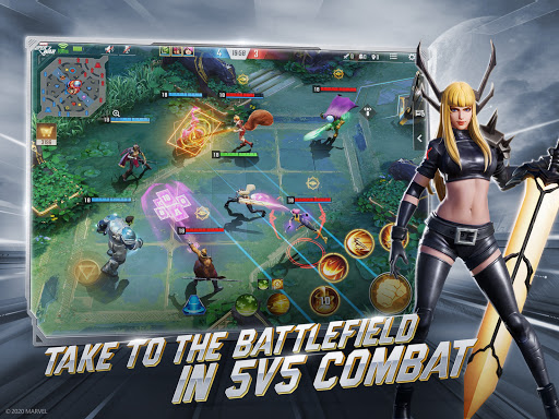 MARVEL Super War 3.10.0 screenshots 10