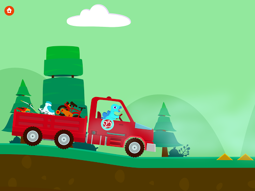 Dinosaur Truck - Car Games for kids 1.2.0 screenshots 10