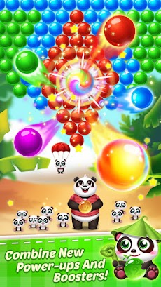 バブルシューティング2パンダのおすすめ画像5