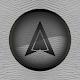 Glass Black Icons APK