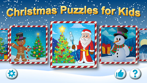 Christmas Puzzles for Kids screenshots 8
