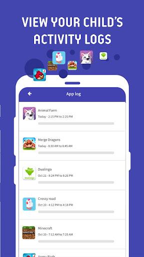 Parental Control - Screen Time & Location Tracker 3.11.43 Screenshots 8