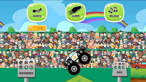 Monster Truck Game for Kids 2.8.1 screenshots 2