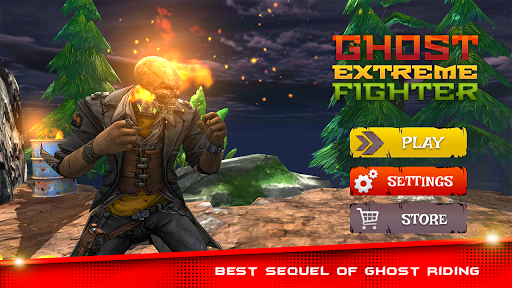 Ghost Fight - Fighting Games 1.06 screenshots 14