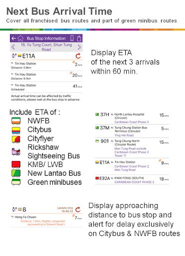CitybusNWFB android2mod screenshots 4