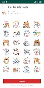 Tonton Friends Stickers for WA 2.0 Screenshots 4