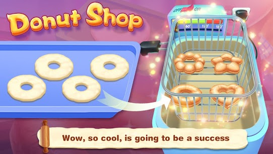 Donut Maker: Yummy Donuts 3