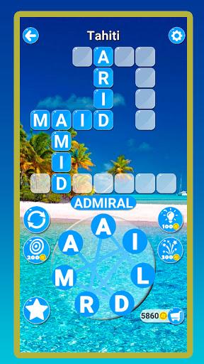Around the Word: Crossword puzzle screenshots 4