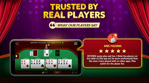 Junglee Rummy : Play Indian Rummy Card Game Online screenshots 6