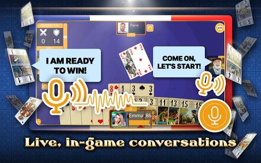 VIP Tarot - Free French Tarot Online Card Game screenshots 16