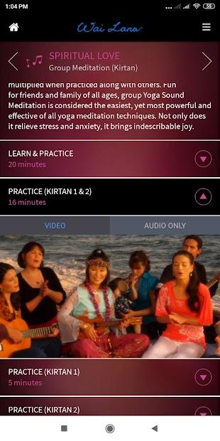 Easy Meditation App screenshot 6