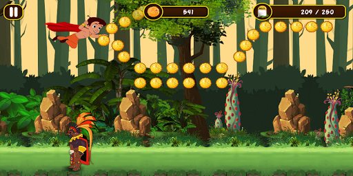 Chhota Bheem Jungle Run 1.58 screenshots 8