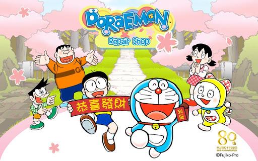 Doraemon Repair Shop Seasons 1.5.1 screenshots 1
