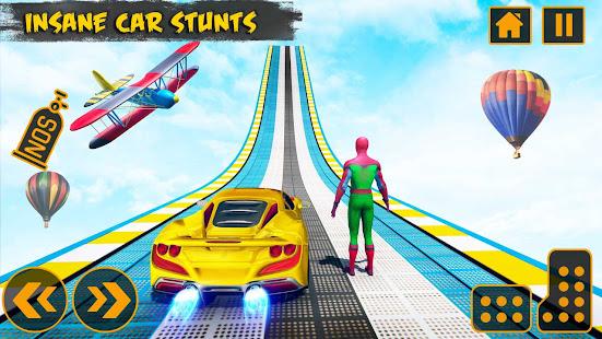 Racing Car Games 2021-3D Games 1.5 screenshots 1