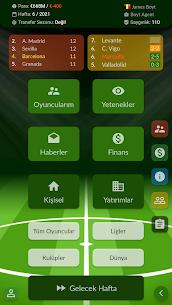 Futbolcu Menajeri (Football Agent) Apk İndir 1
