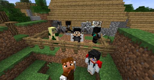 New Comes Alive  Mod for MCPE  screenshots 2