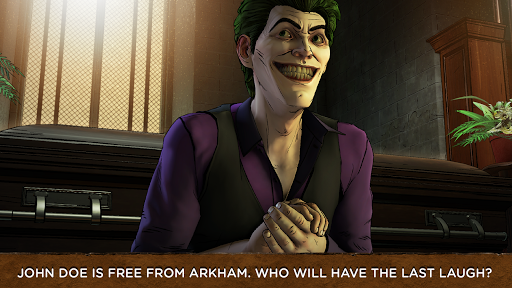 Batman: The Enemy Within 0.12 Screenshots 3