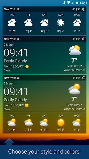 Weather XL PRO 1.4.7.4 Screenshots 4
