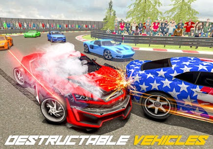 Ultimate Turbo Car Racing APK | Ultimte Turbo Car Racing MOD (Money) 4