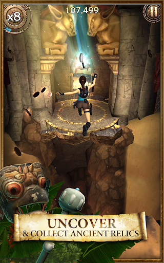 Lara Croft: Relic Run  screenshots 16