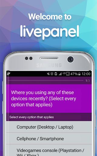 LivePanel Apkfinish screenshots 1