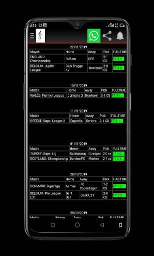 agent of fixed matches screenshot 2