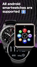 SmartWatch sync app for android&Bluetooth notifier screenshot thumbnail