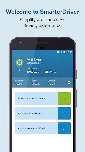 SmarterDriver Screenshot 1