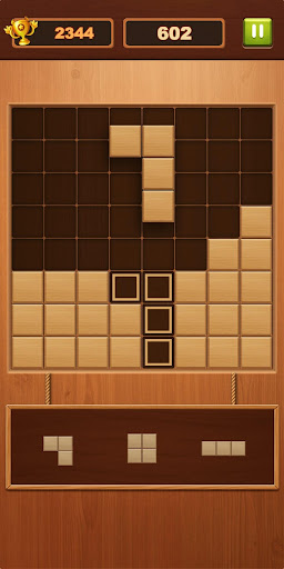 Wood Block Puzzle - Classic Puzzle Game 1.6 screenshots 2