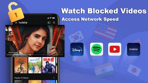 Free VPN Master - Unlimited Ultra Fast WiFi Proxy  screenshots 2