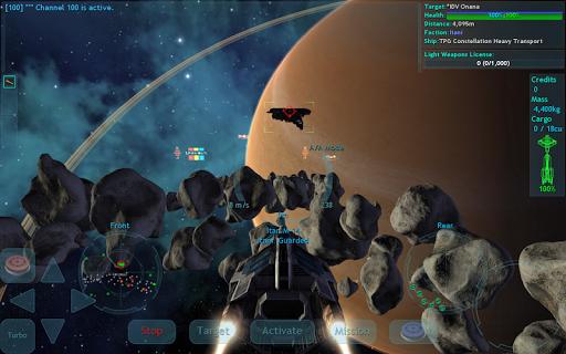 Vendetta Online (3D Space MMO)  screenshots 3