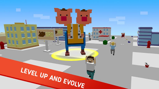Pig io - Pig Evolution io games 1.7.5 screenshots 3