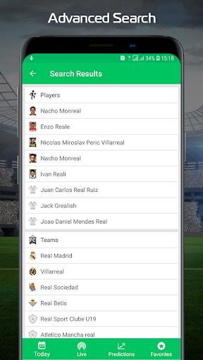 Football.Biz Live Score 2.0.2 Screenshots 7