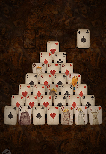 FLICK SOLITAIRE - The Beautiful Card Game  screenshots 7