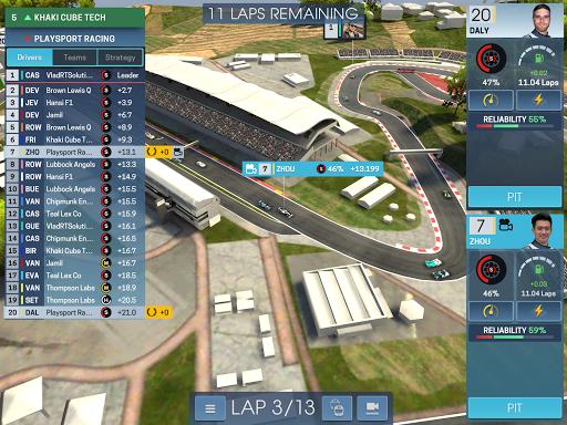 Motorsport Manager Racing  screenshots 8