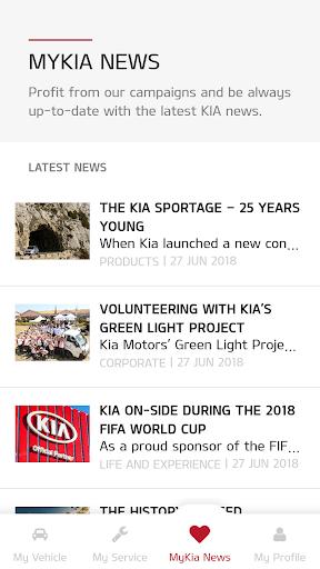 MyKia screenshots 6