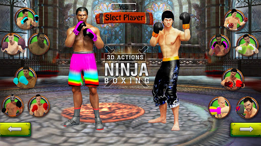 Tag Team Boxing Game: Kickboxing Fighting Games 2.9 Pc-softi 6