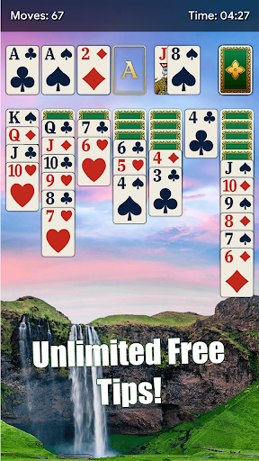 Solitaire - Classic Solitaire Card Games apkpoly screenshots 8