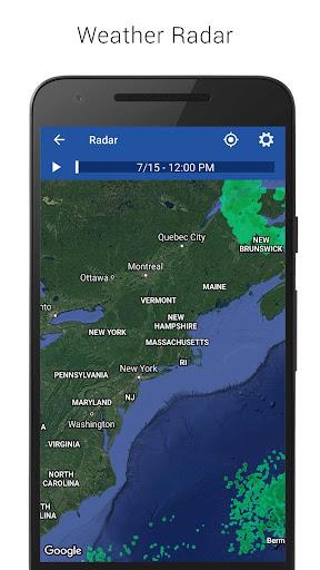 Digital clock & world weather 5.83.2 Screenshots 5