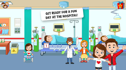 My Town : Hospital and Doctor Games for Kids  screenshots 14