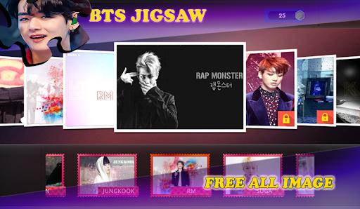 BTS Jigsaw Puzzle Games  screenshots 3