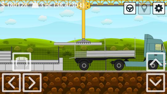 Mini Trucker MOD (Unlimited Money) 5