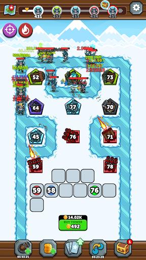Merge Kingdoms - Tower Defense modavailable screenshots 8