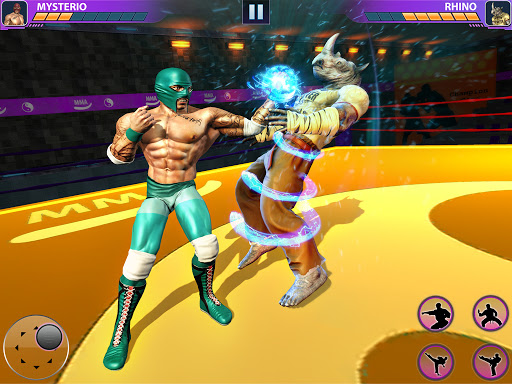 Club Fighting Games 2021 1.2 screenshots 23